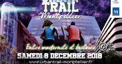 C'est parti pour l'Urban trail de Montpellier 2018