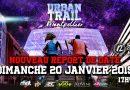 Un nouveau report pour l'Urban Trail.