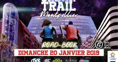 Road Book Urban Trail 2019