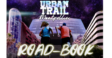ROAD BOOK URBAN TRAIL 2020